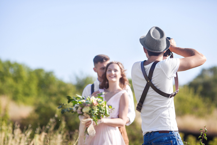 Vestuvių fotografai ir operatoriai